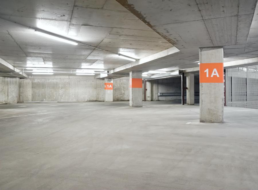 Concrete Parking Lot Company